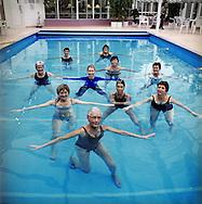 Womens training at Skei Hotell.14 nov 2008