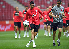 Poland Training - 11 June 2018