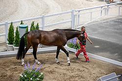 De Liedekerke-Meier Lara, BEL, Alpaga d'Arville, 207<br /> Olympic Games Tokyo 2021<br /> © Hippo Foto - Stefan Lafrentz<br /> 29/07/2021