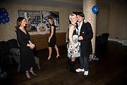 JO O'MEARA AND PAUL CUTTERMOLE, Bingo Lotto launch party. Soho Hotel Richmond Mews. London. 29 February 2008.  *** Local Caption *** -DO NOT ARCHIVE-© Copyright Photograph by Dafydd Jones. 248 Clapham Rd. London SW9 0PZ. Tel 0207 820 0771. www.dafjones.com.