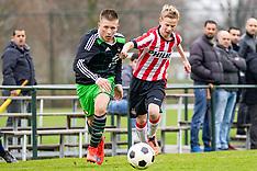 150411 u15 Feyenoord-PSV