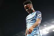 Raheem Sterling of Manchester City during the English Premier League match at The Etihad Stadium, Manchester. Picture date: December 12th, 2016. Photo credit should read: Lynne Cameron/Sportimage