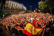 Last minutes, Spain 2 - France 0