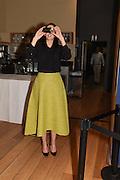 NIAMH O'NEILL, The Arthur Cox Irish Fashion Showcase 2015,  Irish based designers chosen to be part of this year's Arthur Cox Irish Fashion Showcases The Mall Galleries, London. 13 May 2015.