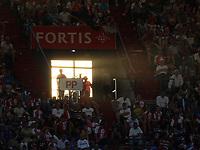 Photo: Maarten Straetemans.<br /> Feyenoord v Liverpool. Rotterdam Tournament. 05/08/2007.<br /> The crowd at De Kuip in Rotterdam