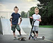 Punk skater kids. Vacaville portrait photographer Kristina Cilia