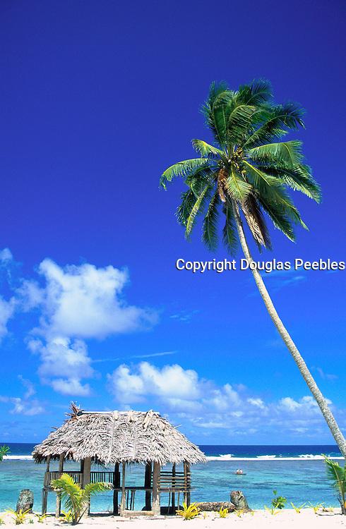 Beach Fales, Upolu, Samoa<br />