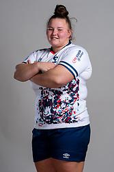 Ellie Mulhearn of Bristol Bears Women - Mandatory by-line: Robbie Stephenson/JMP - 26/11/2020 - RUGBY - Shaftsbury Park - Bristol, England - Bristol Bears Women Media Day
