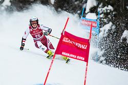 Ramona Siebenhofer (AUT) during the Ladies' Giant Slalom at 57th Golden Fox event at Audi FIS Ski World Cup 2020/21, on January 16, 2021 in Podkoren, Kranjska Gora, Slovenia. Photo by Vid Ponikvar