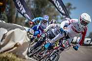 #515 (SHARROCK Paddy) GBR  at Round 9 of the 2019 UCI BMX Supercross World Cup in Santiago del Estero, Argentina