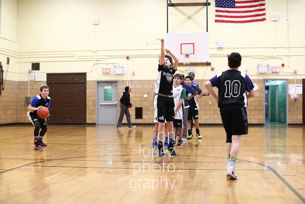 MARCH 18, 2016 - Ball-er-cise Spring Championship. New York, NY. MANDATORY CAPTION NOTE: Photo by Jon Lopez