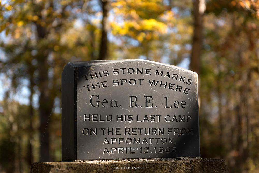 Near Appomattox, Virginia