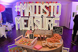 Atmosphere at a party to celebrate the new partnership of Maids to Measure with Touker Suleyman held in The Winter Marquee, Home House, 20 Portman Square, London on 2nd March 2016.