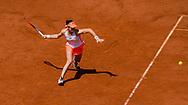 Tamara Zidansek of Slovenia during the Roland-Garros 2021, Grand Slam tennis tournament on June 6, 2021 at Roland-Garros stadium in Paris, France - Photo Rob Prange / Spain ProSportsImages / DPPI / ProSportsImages / DPPI