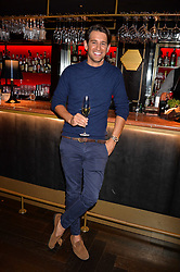 Ollie Locke at the Quaglino's Q Legends Summer Launch Party hosted by Henry Conway at Quaglino's, 16 Bury Street, London England. 18 July 2017.<br /> Photo by Dominic O'Neill/SilverHub 0203 174 1069 sales@silverhubmedia.com