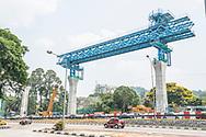 Malaysia / Kuala Lumpur<br /> <br /> VSL / Creation of the Sungai Buloh - Kajang Line (Blue Line) for MRT Malaysia <br /> <br /> <br /> <br /> © Daniele Mattioli China Corporate Photographer for VSL / Bouygues