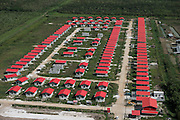 Housing project<br /> Near Georgetown<br /> GUYANA<br /> South America