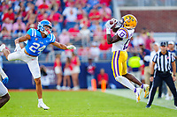 Football vs Ole Miss<br /> Photo by: Andrew Wevers