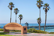 Scenic View of San Clemente Pier