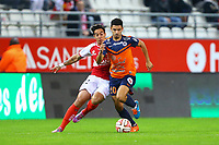 Morgan SANSON (Montpellier) vs Diego Rigonato (Reims)