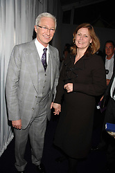 PAUL O'GRADY and SARAH BROWN at the 2008 Glamour Women of the Year Awards 2008 held in the Berkeley Square Gardens, London on 3rd June 2008.<br /><br />NON EXCLUSIVE - WORLD RIGHTS