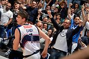 tifosi fortitudo kontatto bologna, Leonardo Candi<br /> Kontatto Fortitudo Bologna - Segafredo Virtus Bologna<br /> LNP A2 2016/2017<br /> Bologna, 14/04/2017<br /> Foto M.Ceretti / Ciamillo - Castoria