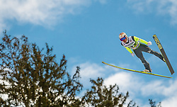 03.01.2014, Bergisel Schanze, Innsbruck, AUT, FIS Ski Sprung Weltcup, 62. Vierschanzentournee, Qualifikation, im Bild Taku Takeuchi (JPN) // Taku Takeuchi (JPN) during qualification Jump of 62nd Four Hills Tournament of FIS Ski Jumping World Cup at the Bergisel Schanze, <br /> Innsbruck, Austria on 2014/01/03. EXPA Pictures © 2014, PhotoCredit: EXPA/ JFK