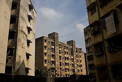 The inhabitants of these buildings were asked to leave their homes in the slums, where they were squatting, and move to an apartment building where they now have a title to their apartment.  Still, life in these buildings presents problems and obstacles to TB patients.  Overcrowding is still a problem as are the socioeconomic factors that can lead to other risks, like poor nutrition and hygiene.  The elevators in these buildings usually are not maintained and do not work, making it difficult for very sick or elderly patients to get up and down the stairs to go to the health clinics and get their medicines.