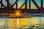 20170219_Bridge_Salt_Point_Sunset_