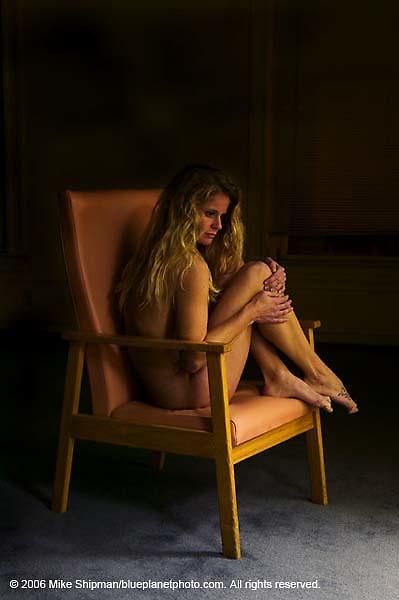 Idaho, Ada County, Boise, Alaska Center, Nude Figure, Laurie, Johanna, Annie