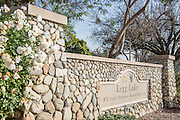 Legg Lake Park Cobblestone Monument