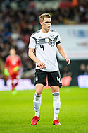 Germany (4) Ginter during the Friendly match between England and Germany at Wembley Stadium, London, England on 10 November 2017. Photo by Sebastian Frej.