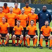 NLD/Zeist/20191123 - Voetbal selectiedag Nederlandse artiesten,