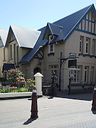 Tudor House, on Don Street, Invercargill, New Zealand