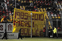 FOOTBALL - FRENCH CHAMPIONSHIP 2010/2011 - L2 - LEMANS FC v VANNES OC - 21/12/2010 - PHOTO JEAN MARIE HERVIO / DPPI - FANS LE MANS