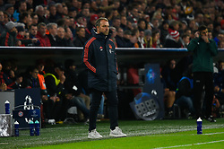November 6, 2019, Munich, Germany: Hans-Dieter Flick, Bayern Coach, seen in action during the UEFA Champions League group B match between Bayern and Olympiacos at Allianz Arena in Munich. (Credit Image: © Bruno De Carvalho/SOPA Images via ZUMA Wire)