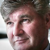 Nederland, Amsterdam,12 juni 2007..Harry Koorstra, lid van Bestuur en managing Director van TNT Post...Foto:Jean-Pierre Jans