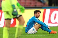Delusione di Dries Mertens Napoli dejection<br /> Napoli 18-03-2018  Stadio San Paolo <br /> Football Campionato Serie A 2017/2018 <br /> Napoli - Genoa<br /> Foto Cesare Purini / Insidefoto
