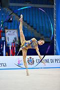 Durunda Marina is a Azerbaijani individual rhythmic gymnast of Ukrainian origin. In June 2017 she decided to retire from the sport.