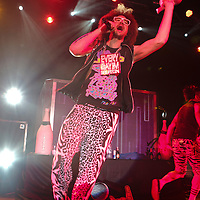 LMFAO kick off the UK leg of the Cherrytree Pop Alternative Tour at Manchester Academy, Manchester, 2012-03-07