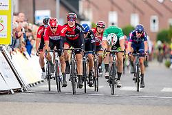 09-09-2017: Wielrennen: Olympias Tour: Reuver<br /> 5th stage Offenbeek Offenbeek<br /> Jasper Philipsen (BMC Development Team) wins fifth stage Olympias Tour ahead of Patrick van der Duin (second) and Fabio Jakobsen (third)<br /> Olympias Tour 2017<br /> The Netherlands