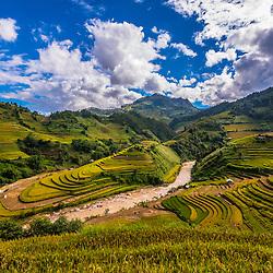 Vietnam - Mu Cang Chai