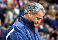 Claudio Ranieri (Chelsea Manager). Charlton Athletic v Chelsea. 26/12/2003. Credit : Colorsport/Andrew Cowie