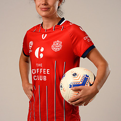 BRISBANE, AUSTRALIA - MAY 3:  during the Olympic FC Portrait Session on May 3, 2021 in Brisbane, Australia. (Photo by Patrick Kearney)