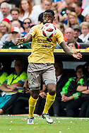 Excelsior player Jeffry Fortes during the Dutch football Eredivisie match between Feyenoord and Excelsior at De Kuip Stadium in Rotterdam, on August 19th, 2018 - Photo Dennis Wielders / Pro Shots / ProSportsImages / DPPI
