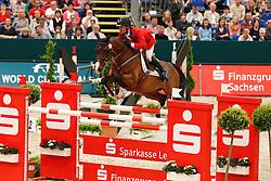 Spooner Richard (USA) - Cristallo<br /> Rolex FEI World Cup Final Jumping 2011<br /> © Hippo Foto - Leanjo de Koster