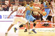 DESCRIZIONE : Pistoia campionato serie A 2013/14 Giorgio Tesi Group Pistoia Vanoli Cremona <br /> GIOCATORE : Jarrius Jackson<br /> CATEGORIA : Vanoli Cremona<br /> SQUADRA : Vanoli Cremona<br /> EVENTO : Campionato serie A 2013/14<br /> GARA : Giorgio Tesi Group Pistoia Vanoli Cremona <br /> DATA : 10/11/2013<br /> SPORT : Pallacanestro <br /> AUTORE : Agenzia Ciamillo-Castoria/GiulioCiamillo<br /> Galleria : Lega Basket A 2013-2014  <br /> Fotonotizia : Pistoia campionato serie A 2013/14 Giorgio Tesi Group Pistoia Vanoli Cremona<br /> Predefinita :