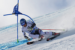 27.10.2013, Rettenbach Ferner, Soelden, AUT, FIS Weltcup, Ski Alpin, Riesenslalom, Herren, 1. Durchgang, im Bild Benjamin Raich from Austria // Benjamin Raich from Austria in action during 1st run of mens Giant Slalom of the FIS Ski Alpine Worldcup opening at the Rettenbachferner in Soelden, Austria on 2012/10/27. EXPA Pictures © 2013, PhotoCredit: EXPA/ Mitchell Gunn<br /> <br /> *****ATTENTION - OUT of GBR*****