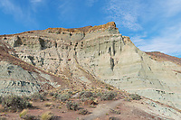 Sheep Rock Unit John Day Fossil Beds National Monument Oregon