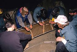 Practice Cave Rescue